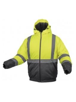 Куртка PRO зеленая/черная