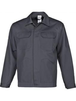 Рабочие перчатки монтажные из козьей кожи / с регулируемым манжетом