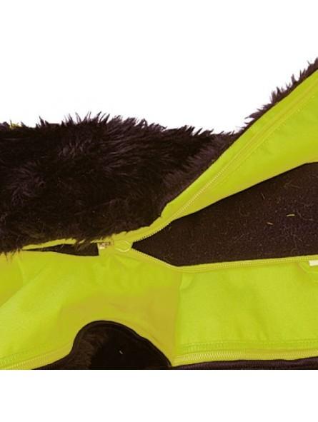 Перчатки санитарные желтые