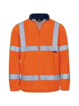 Куртка Сигнал желтая/синяя